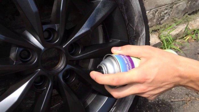 Покраска авто дисков