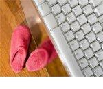 Как организовать дома рабочее место