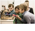 Франшиза, которая воспитывает будущих мобильных робототехников, операторов дронов, проектировщиков Умного Дома, мехатроников и экспертов по 3D технологиям