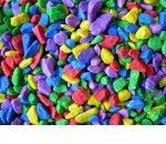 Изготовление цветного щебня и декоративной крошки