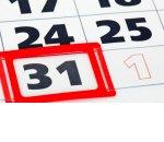 31 декабря могут сделать выходным