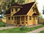 Строительство деревянных домов как свой бизнес
