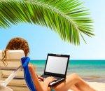 Как заработать летом, не выходя из дома