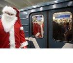 Метро Петербурга будет работать без перерывов в новогоднюю и рождественскую ночи