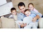 В России могут ввести субсидию для многодетных отцов