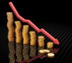 Что упадет вместе с доходами