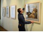 Как организовать выставку для художника