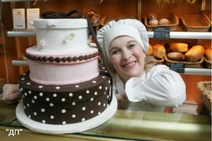 Лана Казновская оставила ради тортов бухгалтерию