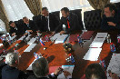 Заседание &quot;Сенатор-клуба&quot;<br />                           (Фото: Евгений Иванов)