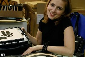 Молодая мама открыла онлайн-мастерскую по пошиву сумок