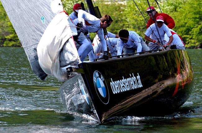 &lt;p&gt;Пожалуй, самый экстраординарный объект собственности в нашем мини-рейтинге. Рулевым в команде Katusha, выступающей в классе RC44, как правило, является легендарный Рассел Куттс &amp;mdash; американский яхтсмен, который этот класс и создал. 1 апреля нынешнего года яхта RUS7 powered AnyWayAnyDay, на которой выступает команда, завоевала свою первую победу в классе RC44.&lt;/p&gt;<br />