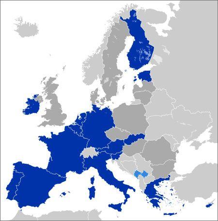 Рубини предрек выход Финляндии из еврозоны. ИНФОГРАФИКА