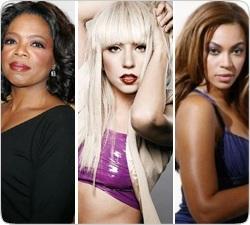 Звездная десятка: Самые богатые женщины шоу-бизнеса