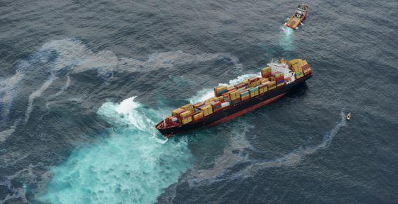 Стартап собирается спасти мир от разливов нефти