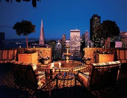 Penthouse Suite: The Fairmont San Francisco