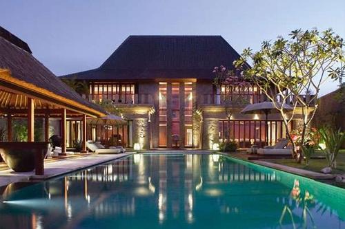 The Bulgari Villa: Buglari Hotel Bali