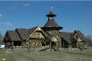 """Парк развлечений """"Деревня Шуваловка"""" — новострой врусском стиле, нохороший пример использования бизнесом бренда исторической территории."""