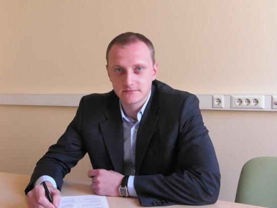 Дмитрий Липатов, юрист компании