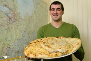 """Владелец компании """"Три пирога"""" Николай Павлов"""