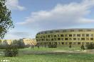 Вкампусе ВШМ будут построены новые общежития, спортивный комплекс, кафе, хозяйственные корпуса истоянки.
