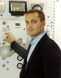Генеральный директор компании «ENERCOM» Дмитрий СТРЕЛЬЦОВ