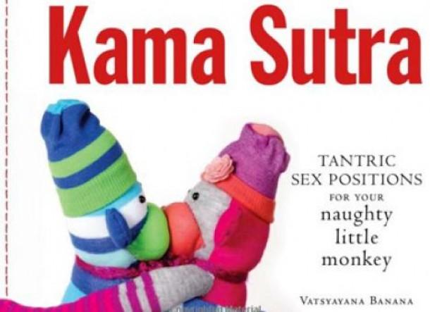 Камасутра для игрушечных обезьян - хит продаж от Amazon