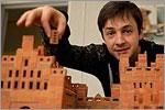 Никита Абрамов, производство детского конструктора, фото с kommersant.ru