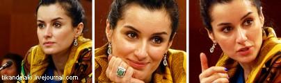 Тина Канделаки ищет таланты