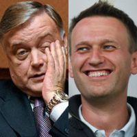 Навальный обнародовал коррупционную схему бизнес-империи Якунина. ФОТО