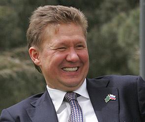 Алексей Миллер. Фото: Дни.Ру/Артем Коротаев
