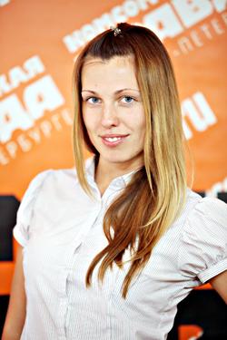 Татьяна Вилова.