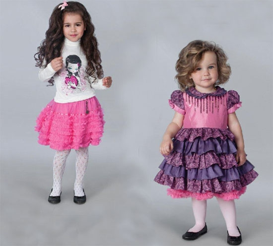 Российская Одежда Для Детей