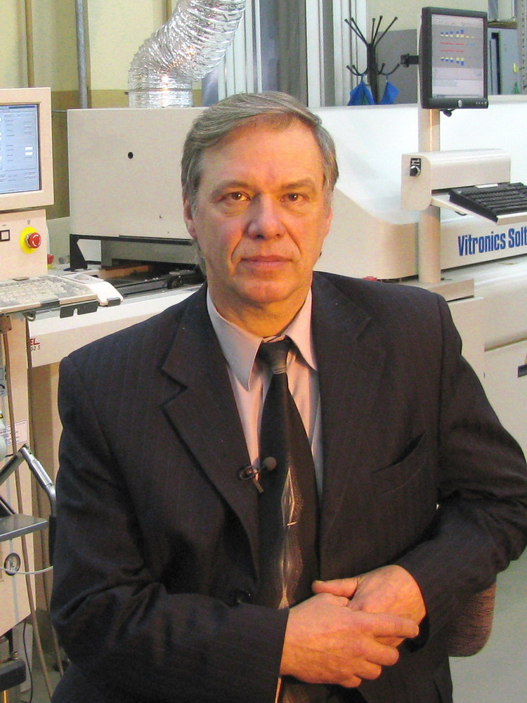 Игорь Григорьев, генеральный директор ЗАО «НПП ОСТ»