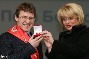 Молодежная премия 2010