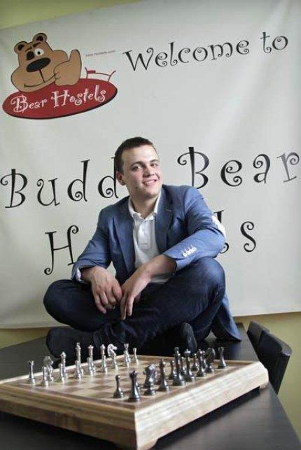 Даниил Мишин: «Молодым быть не просто. Но всегда можно доказать делом, чего ты стоишь»