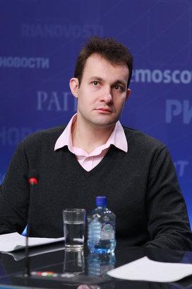 Директор Фонда посевного финансирования Microsoft в России Гайдар Магдануров