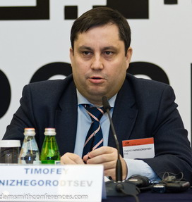 Тимофей Нижегородцев, глава управления по контролю в социальной сфере и торговле ФАС РФ