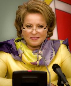 Валентина Матвиенко ответила малому бизнесу