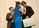 Россия, Санкт-Петербург. Вручение премии NEXT-2011.