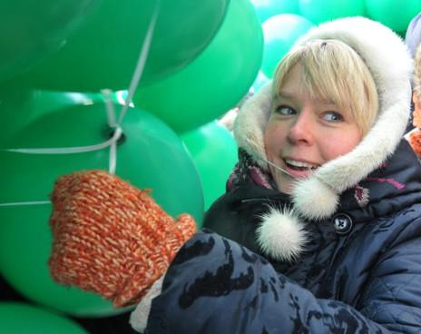 Чирикова получила $150 000 за защиту леса