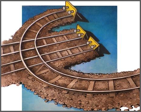 График: европейские правительства бессильны перед надвигающимся кризисом