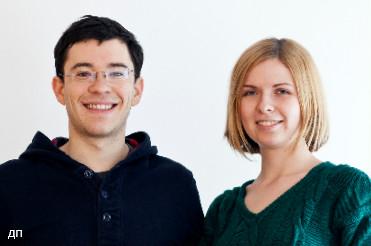Юрий Лифшиц и Анна Прилуцкая