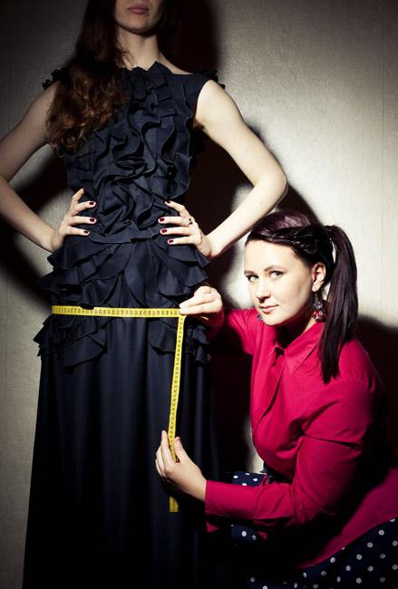 Теперь Анна Попова одевает московских модниц