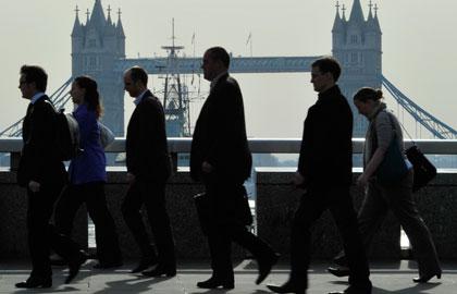 Легко ли русским найти работу в Лондоне?
