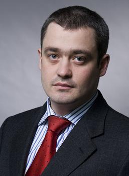 На фото Максим Солнцев, председатель правления СДМ-Банка