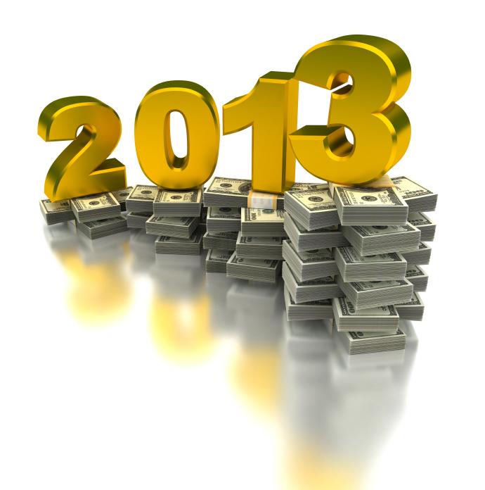 ТОП-10 популярных бизнес-идей 2013 года