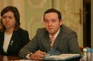 Владимир Меньшиков, пресс-секретароь Союза малых предприятий.