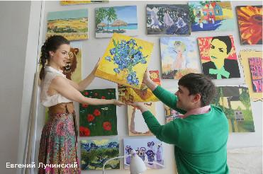 Анастасия и Михаил Кофтуновы