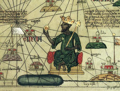 Самым богатым человеком тысячелетия признан африканский император. СЛАЙД-ШОУ