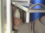 Молоко из автомата